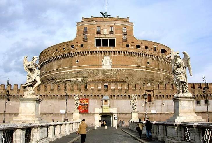 Castillo de Sant'Angelo – El guardián de Roma