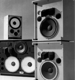 1970 s jbl monitor lineup clockwise from top left 4310 4325 4320 and [ 993 x 1293 Pixel ]