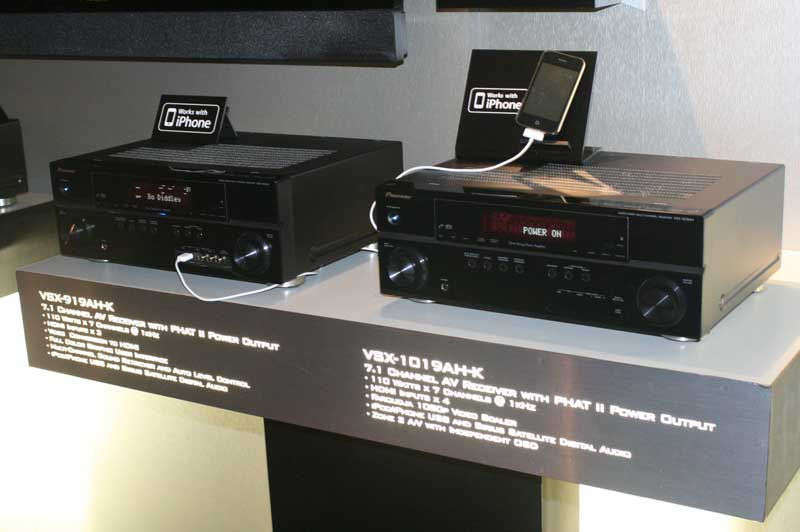 Four New Receivers From Pioneer Audioholics