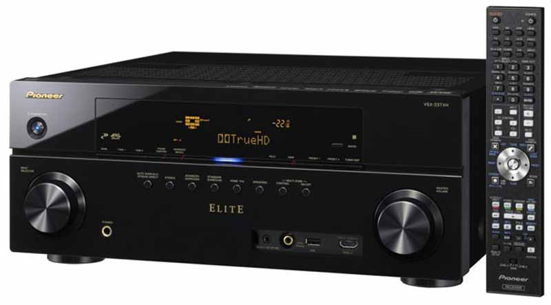 Pioneer Electronics VSX23TXH 71 Receiver Review  Audioholics