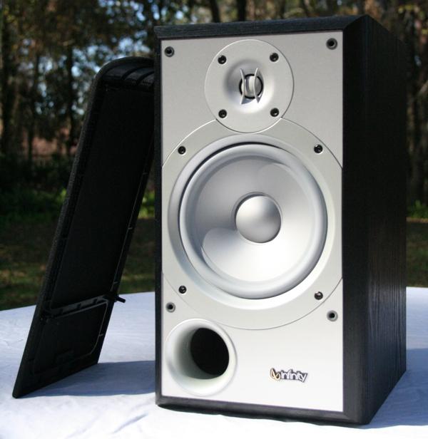Infinity Primus P162 Bookshelf Speaker Review Audioholics