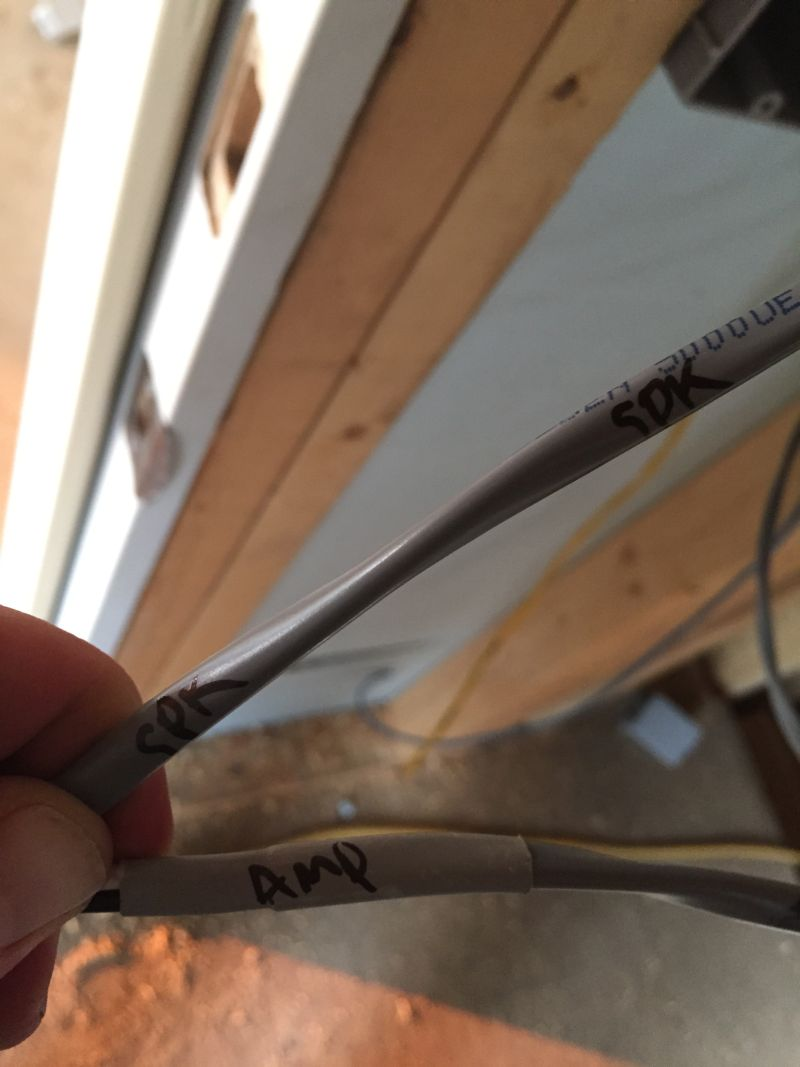 medium resolution of label wires when pre wiring a home