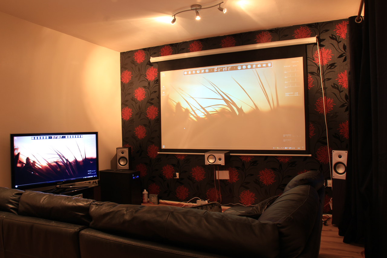 Why are TVs Typically Brighter than Front Projectors? | Audioholics