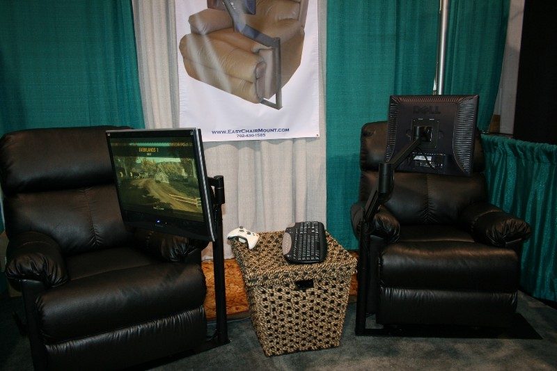 The Easy Chair Mount Audioholics