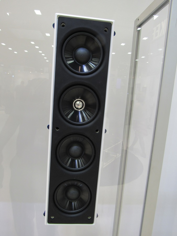 KEF Ci4100QLTHX InWall Speaker Preview  Audioholics