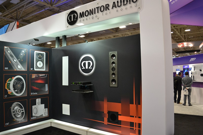 Monitor Audio CP IW260X Amp CP IW460X In Wall Speakers Preview Audioholics