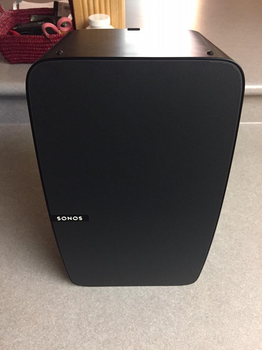 SONOS Playbar SUB and Play5 Review  Audioholics
