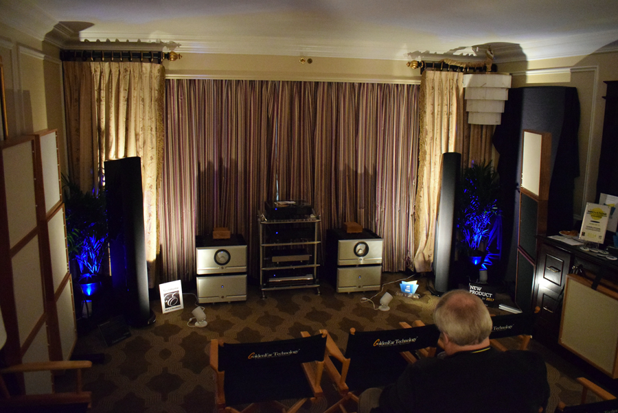 GoldenEar Triton Reference Series Tower Speaker Preview