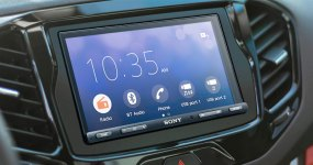 Product Spotlight Sony XAV AX5500 Bluetooth Media Receiver