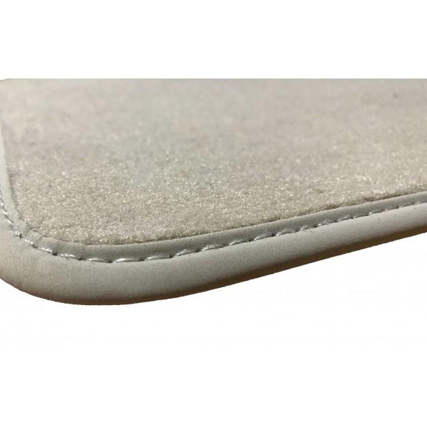 tapis de sol beige renault clio ii 2000 2005 premium