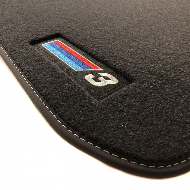 floor mats premium for bmw 3 series e90 e91 e92 2005 2012