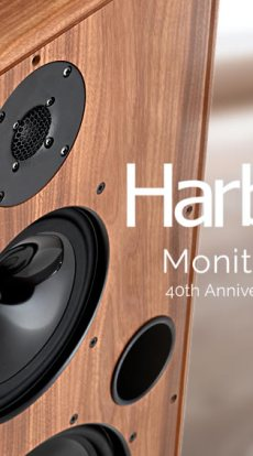 Harbeth M40.2 Anniversary