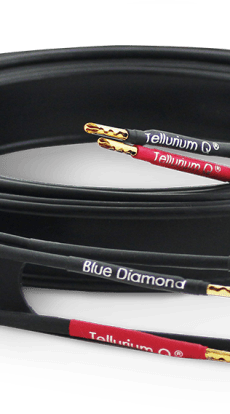 Tellurium Q Blue Diamond Speaker Cable