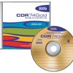 Redbook CDR master