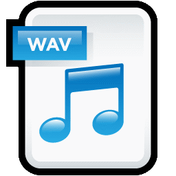 Export your files for mastering as WAV of AIFF