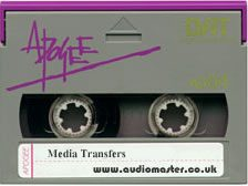 Media Transfers