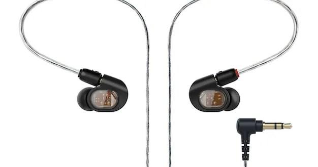 Review: Audio-Technica IEM Series