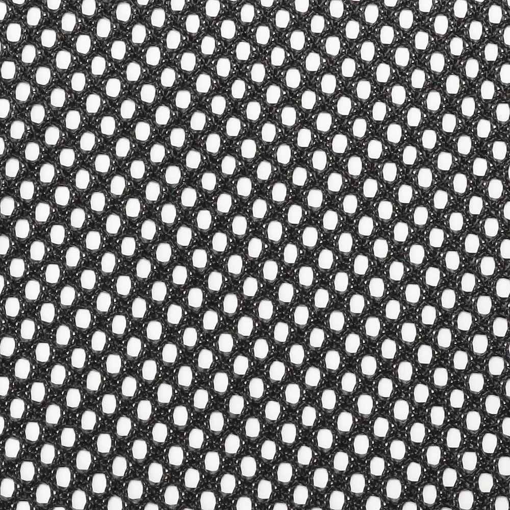 hight resolution of acoustic fabric wide mesh high quality black 150x100