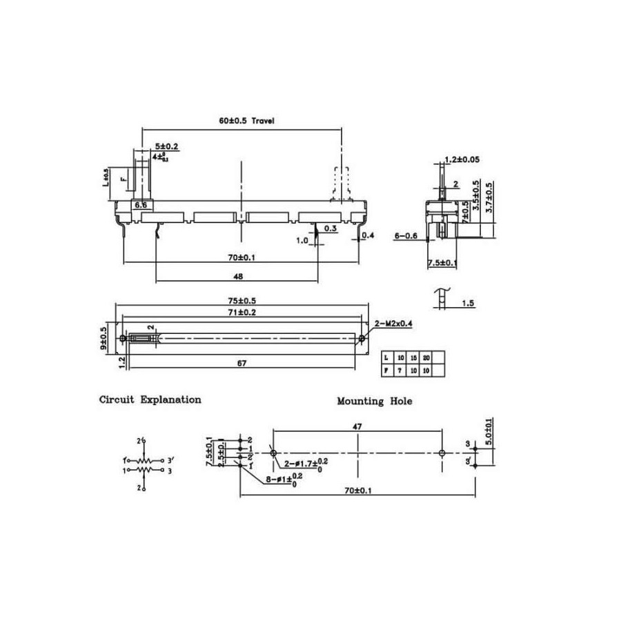 hight resolution of linear potentiometer wiring diagram wiring diagram blog linear potentiometer wiring diagram