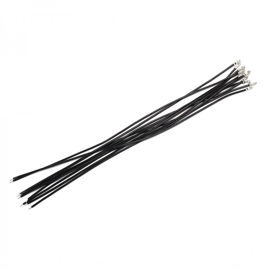 XH 2.54mm Female to Bare wire Cable 1 Poles No Casing