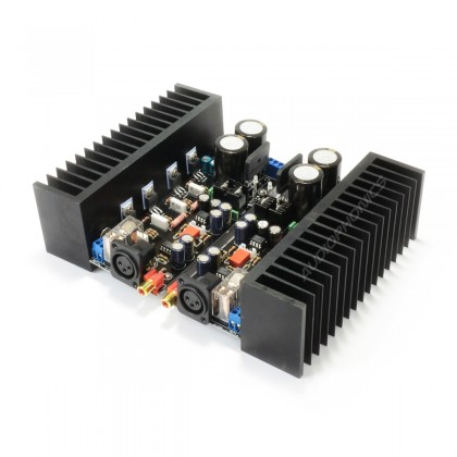 Mono Power Amplifier Modules Lm 2x80w 8 Ohm Pair