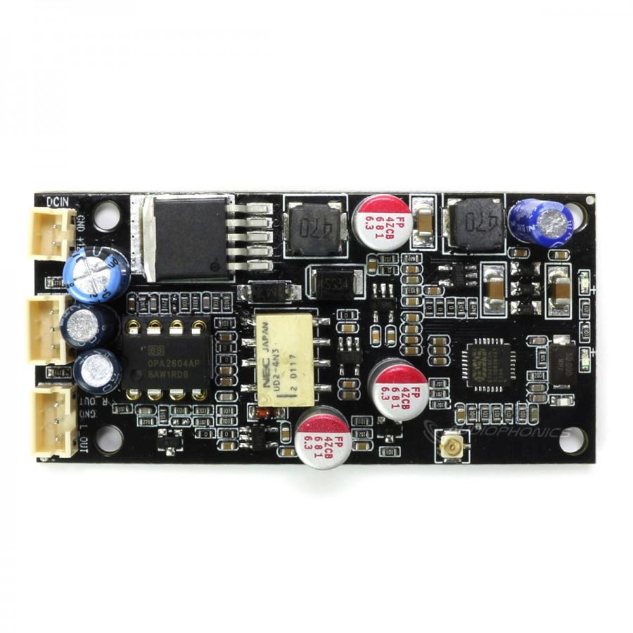 Module Bluetooth 5.0 CSR8675 aptX-HD DAC ES9018 24bit 48kHz - Audiophonics