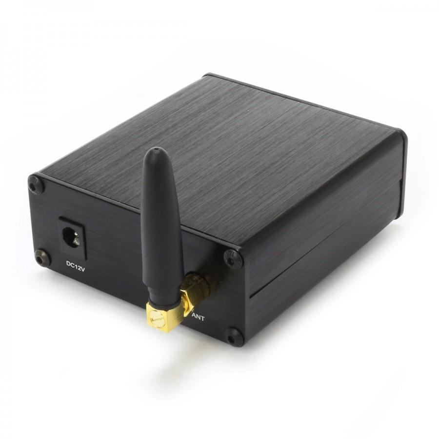 Bluetooth 5.0 Receiver AptX-HD CSR8675 DAC PCM5102 24bit 48kHz - Audiophonics