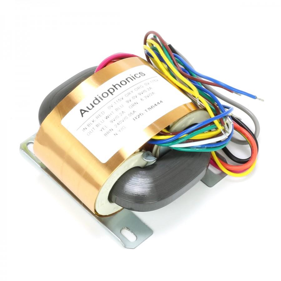 medium resolution of transformateur r core 30va 3x9v 1x6 3v 240v