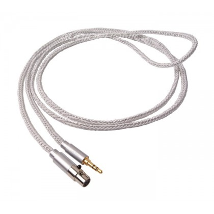 1877PHONO CALI WHITE 3.5-MINI XLR Headphone Cable Jack 3