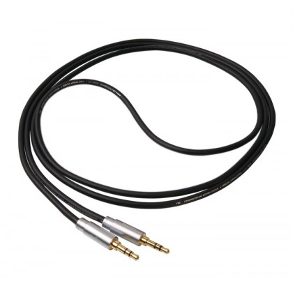 1877PHONO HEMI-3.5 Graphite Cable Jack 3.5mm / Jack 3.5mm