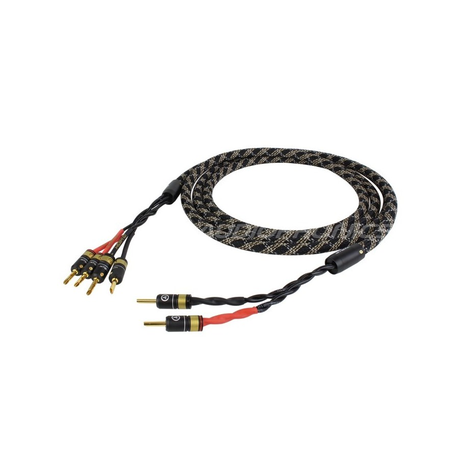 VIABLUE SC-4 Bi-Wiring Speakers Cables 3m (Pair