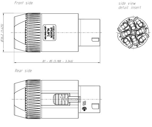 Speakon To 1 4 Wiring Diagram Mono Jack Wiring Wiring