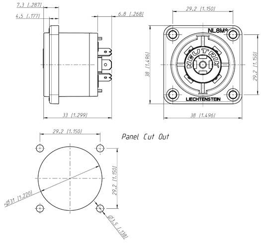 Neutrik Nl4 Wiring Diagram : 26 Wiring Diagram Images