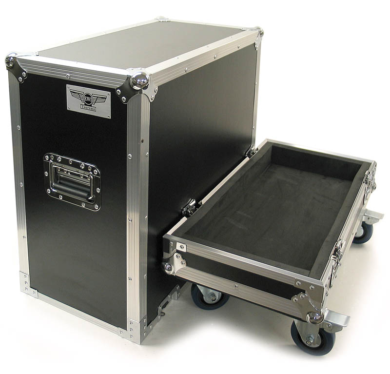 MBR100  Road Case Suitable for Mesa Boogie Road King 410