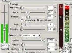 ReaComp (Compressor) • Audio Plugins for Free