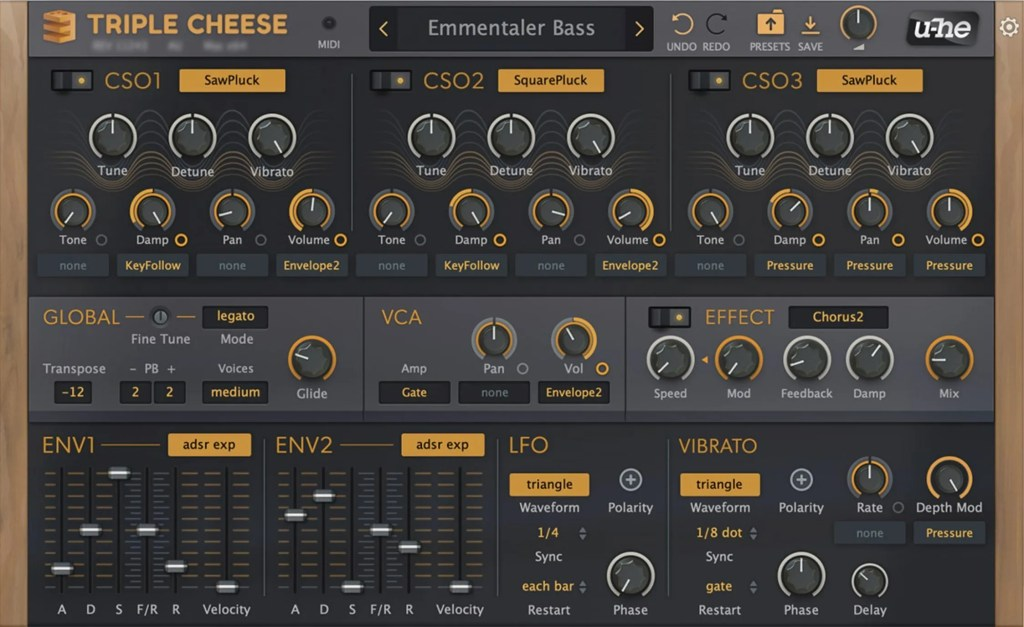 Triple Cheese   Audio Plugins for Free