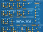 EXD-80 Drum Synthesizer | Audio Plugins for Free