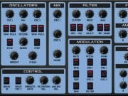 OBXD Synthesizer | Audio Plugins for Free