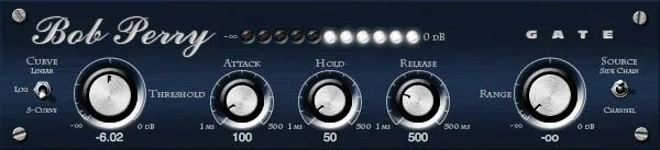 Bob Perry Gate   Audio Plugins for Free