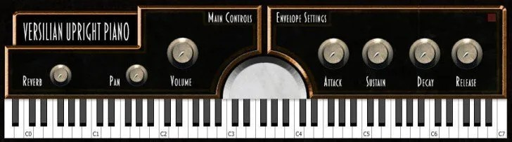 VS Upright 1 (Piano) • Audio Plugins for Free