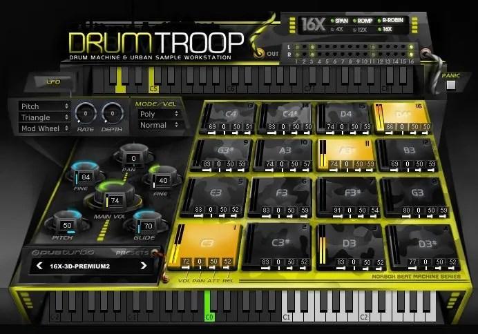 DrumTROOP | Audio Plugins for Free