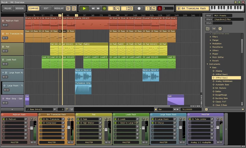 MuLab | Audio Plugins for Free