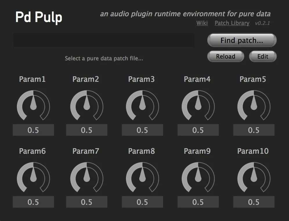 PD Pulp | Audio Plugins for Free