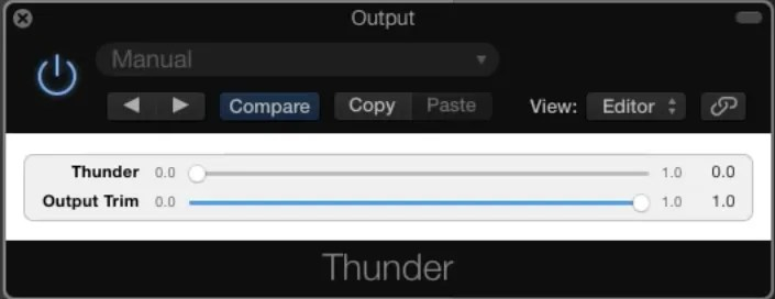 Thunder | Audio Plugins for Free