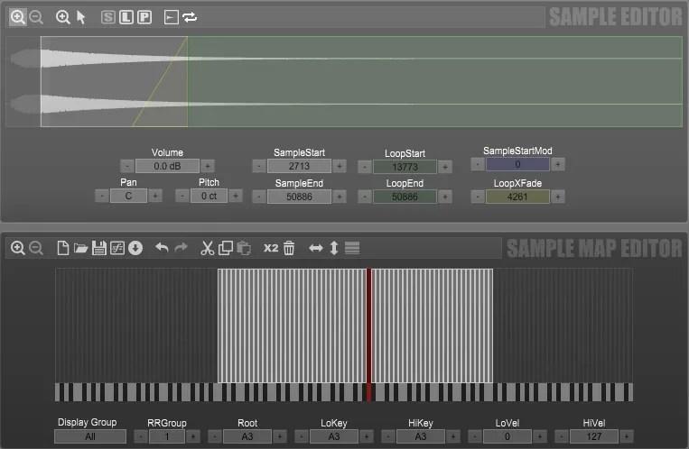 Hise (programming environment, Sampler, Synth) • Audio
