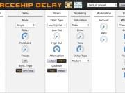 Spaceship Delay | Audio Plugins for Free