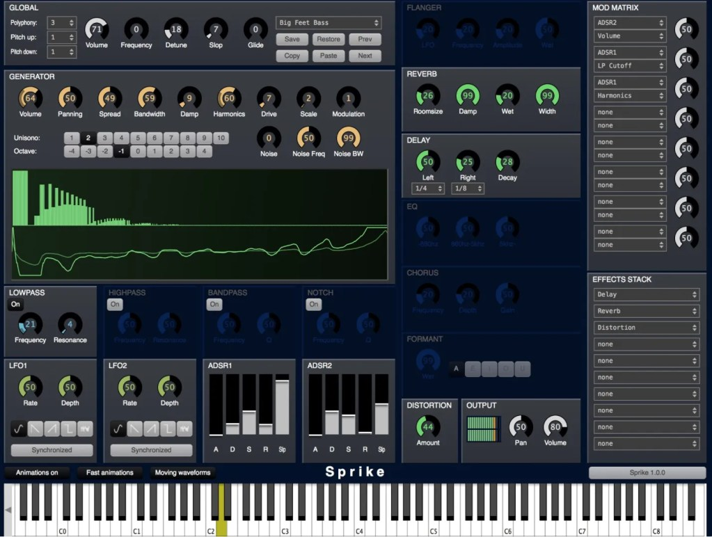 Sprike (Synth, Synth Additive) • Audio Plugins for Free