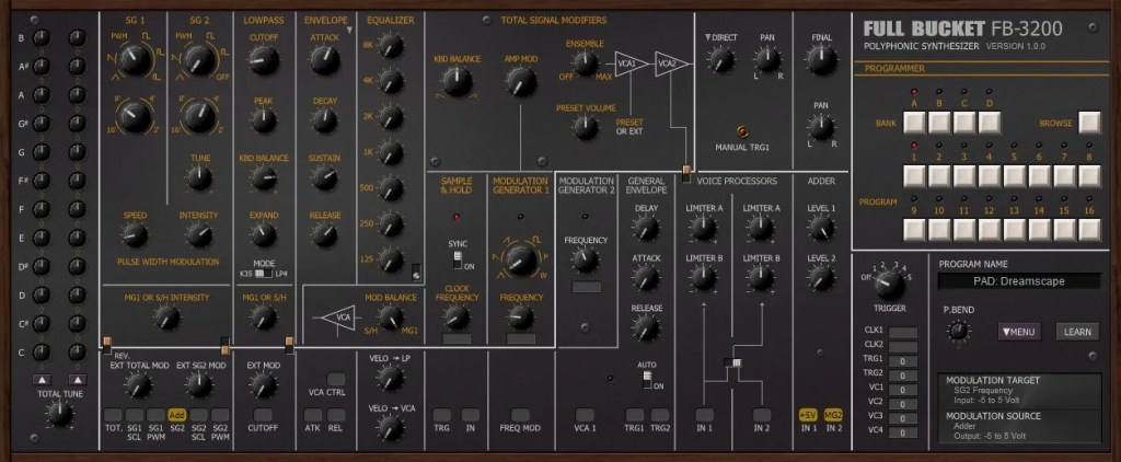 FB-3200 | Audio Plugins for Free