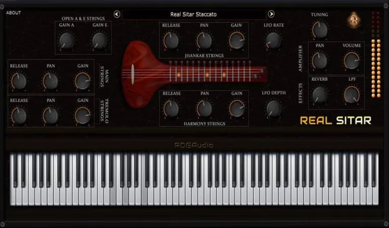 Real Sitar | Audio Plugins for Free