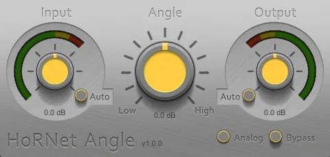 HoRNet Angle   Audio Plugins for Free